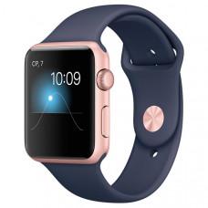 Смарт-часы Apple Watch S2 Sport 42mm R.Gold Al/MidBlue (MNPL2RU/A)