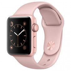 Смарт-часы Apple Watch S2 Sport 38mm R.Gold Al/PinkSand(MNNY2RU/A)