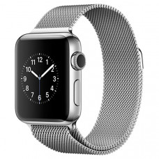 Смарт-часы Apple Watch S2 38mm St.St/SilvMilanese Loop (MNP62RU/A)