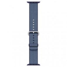 Ремешок Apple 38mm Midnight Blue Woven Nylon (MPW12ZM/A)