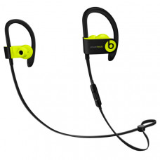 Спортивные наушники Bluetooth Beats Powerbeats3 Wireless Shock Yellow (MNN02ZE/A)