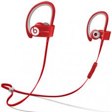 Спортивные наушники Bluetooth Beats Powerbeats 2 Wireless Red