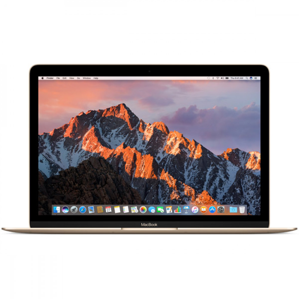 Ноутбук Apple MacBook 12 Core i5 1.3/8/512SSD Gold (MNYL2RU/A)