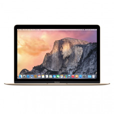 "Ноутбук Apple MacBook 12"" Core M1.1/8/256 SSD Gold(MK4M2RU/A)"